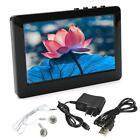 4.3'' Touch Screen 8GB MP3 MP4 MP5 Lettore Player Musica Video Media FM USB TF