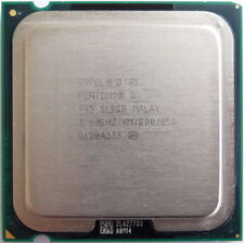 Intel Pentium D 945* SL9QQ*SL9QB* 3.4GHz/4M/800 LGA775 CPU Processor for Desktop