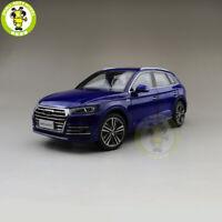 1/18 Audi Q5 L Q5L Diecast Metal Car Model Toys for Kids Boy Girl Gift Blue