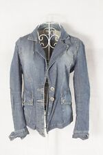 "Size 8 ""Sport Max Code"" Gorgeous Ladies Denim Jacket. Great Condition! Bargain!"