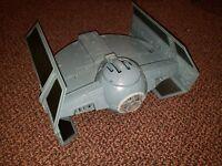 Star Wars POTF Darth Vader's Tie Fighter Advanced X1 Kenner Hasbro 1997