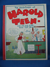 Treasure Box of Famous Comics HAROLD TEEN 1931 High Grade White Pages Archie