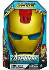 Marvel Ironman Mission Mask New with Lights & Sounds Childs 2011