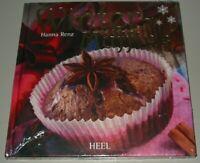 Hanna Renz: Winter Muffins Heel Backbuch Marzipan Zimt Apfel Rosinen Buch Neu