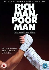 Rich Man, Poor Man: The Complete Mini Series [New DVD]