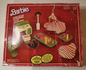 Vintage Barbie Living Room 1978