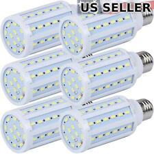 6-Pack 75W Eq. LED Bulb 60-Chip Corn Light E26 1100lm 10W Cool Daylight 6000K 6X