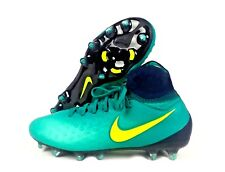 Nike JR Magista Obra 2 FG Soccer Cleats 844410 375 Sz 5.5Y