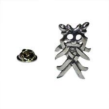 Viking Odins Máscara Estaño Regalos para ellos Insignia Pin de Solapa
