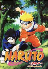 ANIME DVD –NARUTO SHIPPUDEN (Vol.1-220End) ~English Sub