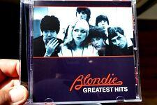 Blondie - Greatest Hits  -  CD, VG