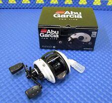 Abu Garcia REVO S Left Hand Low Profile Baitcasting Reel RVO3S-L 1265426