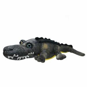Wild Planet ~ All About Nature ~ Crocodile 47 cm ~ Soft Plush