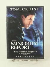 Minority Report  Used  DVD  MC4A