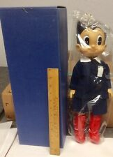 Billiken Astro Boy Real Cloth School Outfit Vintage !Never Removed From Plastic!