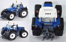 Siku Farmer 3254 Fendt 920 Vario TMS Traktor Agritrechnica 2005 blau 1:32