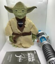 Vintage Interactive Talking Yoda - Star Wars