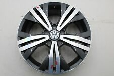 VW Caddy Alltrack 2K Einzelfelge 17 Zoll Alufelge Quito Felge 2K5601025P