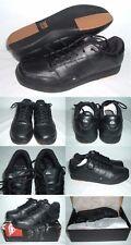 New Mens 6.5 QUIKSILVER Showtime Skate DC Shoes Black WOMENS 8 $80