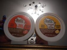 Vintage Lot of 2 Scott's of Wisconsin Cheese Tubs