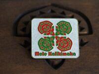 Disney Polynesian Tiki - Mele Kalikimaka - Fantasy Pin - Trader Sam's - White