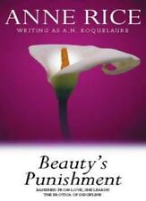 Beauty's Punishment: Number 2 in series (Sleeping Beauty) By Anne Rice (writing