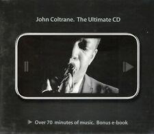 John Coltrane - The Ultimate CD (2010 CD) New Best Of Greatest Hits Gift Idea