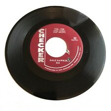 Dale Hawkins Class Cutter / Lonely Nights Vinyl 45 Checker 916