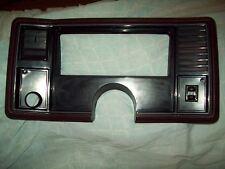 Vintage Dash Parts for 1987 Chevrolet Monte Carlo for sale