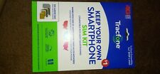 New listing Tracfone Sim Card Kit Bring Your Own Phone 4G Lte Compatible with most phones !