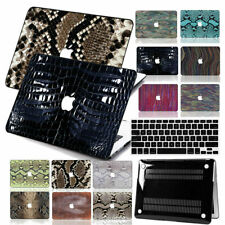 COOL Snake Python Boa Hard Case+KB Cover For Macbook Pro 13 15 Retina Air 11 12