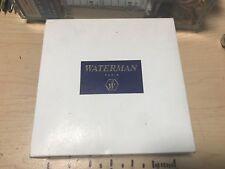 Waterman Exception Edson Carene Gentlement Le Man 100 Le Man 200 fountain pen