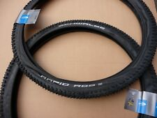 "TYRES Schwalbe Rapid Rob 650b 27.5x2.25"" Pair MTB Offroad Mountain bike Bicycle"