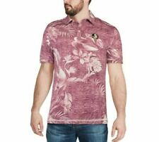 NEW Tommy Bahama $115 Florida State Seminoles Garnet Polo Mens Size M