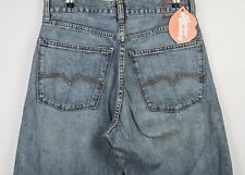 ORANGE LABEL Mens HUGO BOSS Jeans STRAIGHT Comfort W30 L34 BUTTON Fly P19
