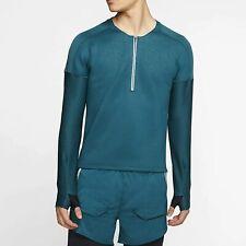 Nike Tech Pack Mens Long Sleeve Running Top Reflective Trim Size XL CJ5741-347