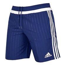 Adidas Herren Shorts kurze Sport Hose Freizeit Trainingshose Laufhose dunkelblau