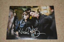 NICOLE DE BOER signed Autogramm 20x25 cm In Person THE WHISPERS