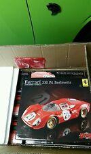 GMP Ferrari 330P4 #21 1:18 Parkes Scarfiotti 1967 LeMans 2nd