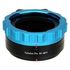 "Fotodiox Objektivadapter B4 (2/3"") ENG Cine Lens for MFT (Micro-4/3 M4/3) Camera"