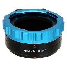 """Fotodiox objetivamente adaptador b4 (2/3"""") estrechamente cine lens for MFT (micro - 4/3 m4/3) Camera"""