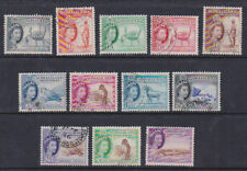 Somaliland Protectorate 1953-58 Used FU Full Set Definitives 12 values Camel