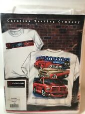 Dodge Proven Genetics T Shirt XL White New In Package