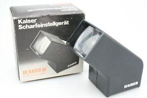 4005 KAISER FOCUSING Focussing MAGNFIER Grain Focuser Enlarging Loupe Focuscope