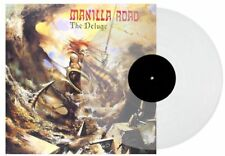 LP MANILLA ROAD - THE DELUGE - ULTRA CLEAR