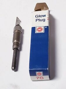 Set of (8) ACDelco 7G 5613673 Diesel Glow Plugs! New SET OF 8
