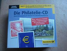 CD Die Philatelie Bundesrepublick Deutschland und Westberlin Bd. 1 Ausg. 2002/03