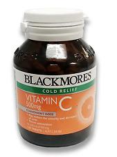 Blackmores Cold Relief 500mg Vitamin C 120 tabs