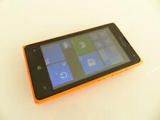 Microsoft Lumia 532 rm-1034 8gb Nero (Senza SIM-lock) Smartphone Arancione