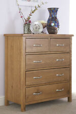 Bedroom Antique Style More than 200cm 5 Chests of Drawers